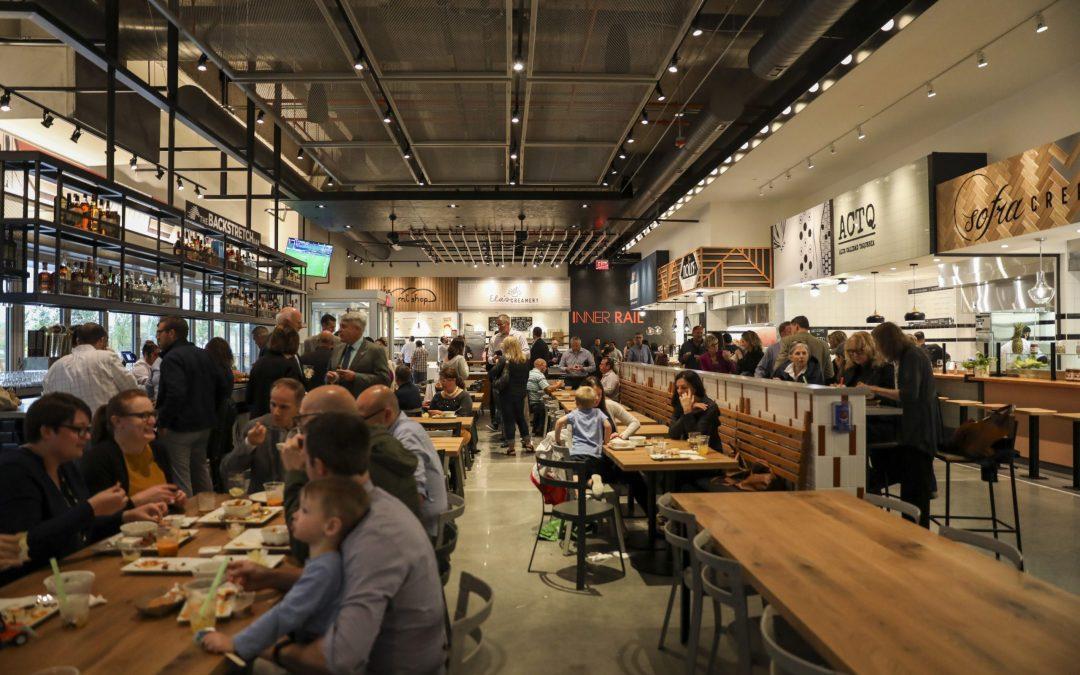 Inner Rail Food Hall
