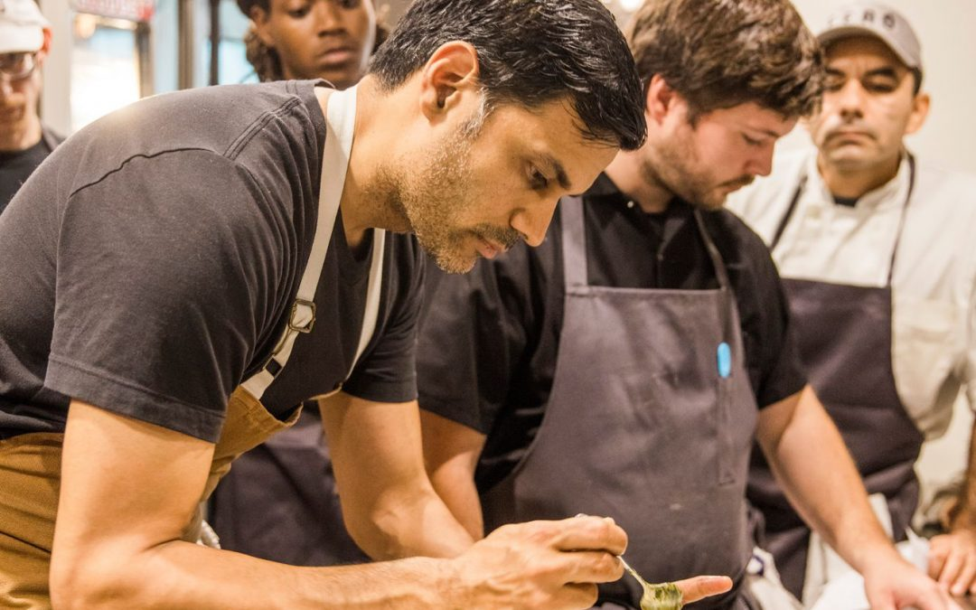 Chefs on the Move: Akhtar Nawab Takes Over at Table
