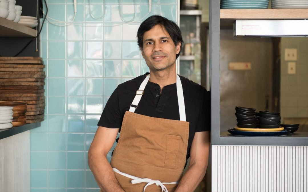 """""""I want Indians, Indian Americans to start consuming more Mexican food"""": Akhtar Nawab"""